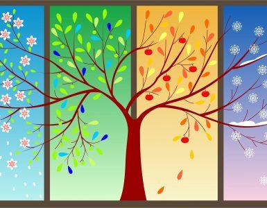 Mevsimler Nasıl Oluşur?