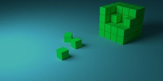 büyük projeleri daha küçük parçalara bölün