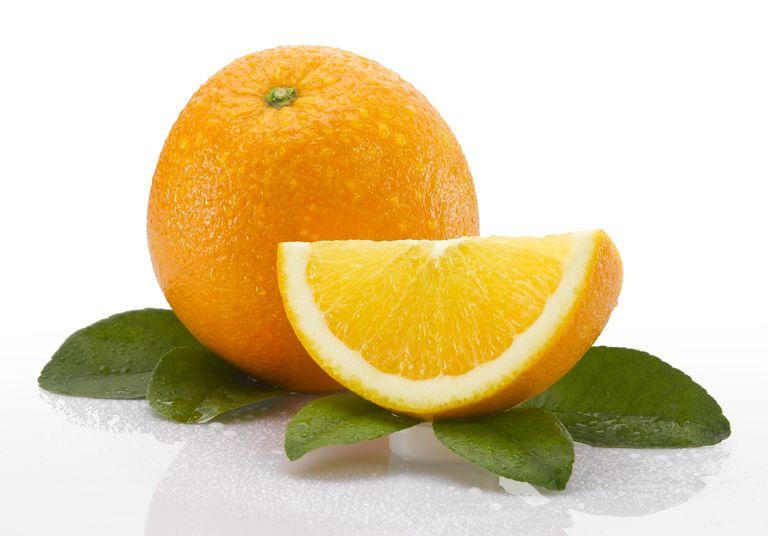 portakalın göze faydasi