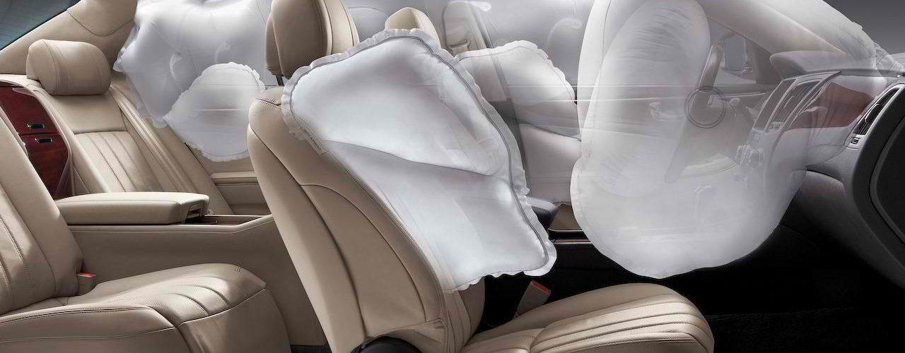 Arabalardaki Hava Yastıkları Nasıl Çalışır?
