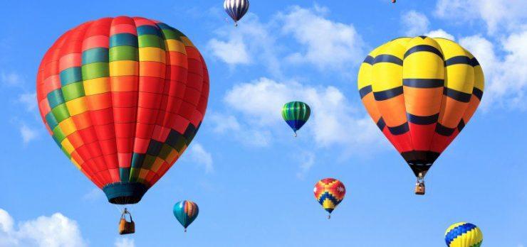 Sıcak Hava Balonu Nedir? Nasıl Çalışır?