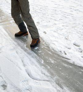 Buz Neden Kaygandır?