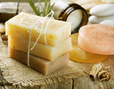 Sabun Kiri Nasıl Temizler?