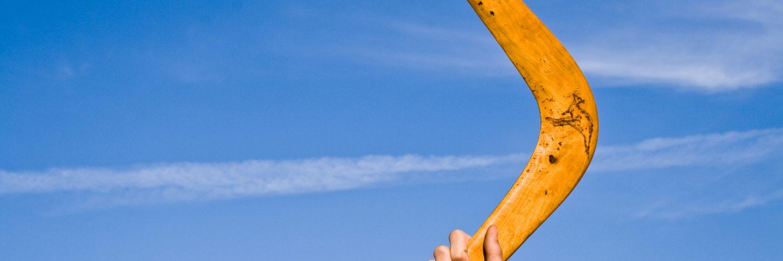 Bumerang Nasıl Geri Gelebiliyor?