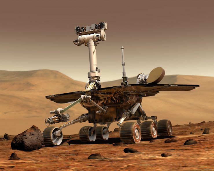 Dünyanın Merkezine Bir Robot Kaşif Yollama İmkanımız Yok mu?