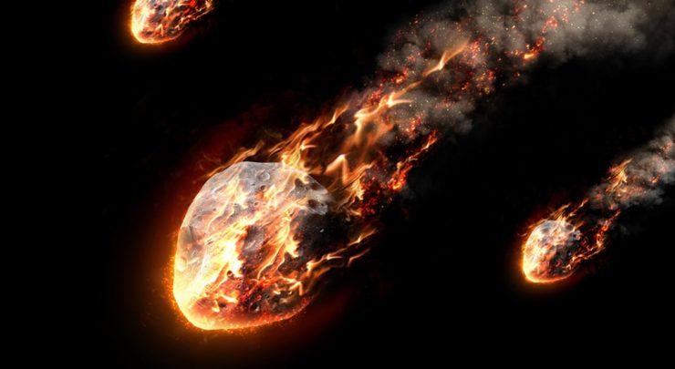 Dünya'ya Çarpan Göktaşlarının Nereden Geldiğini Nasıl Biliyoruz?