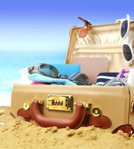 Tatil Valizinde Olması Gerekenler?