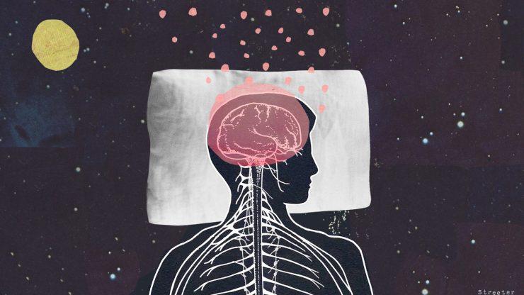Uyurken Beynimizde Neler Olur?