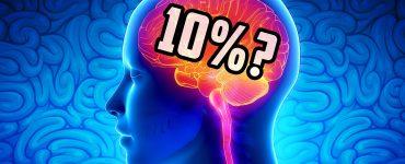 Beyin Kapasitemizin Yüzde Onunu Kullandığımız Doğru mu?