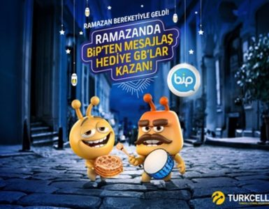 Turkcell Ramazan Kampanyası: Ücretsiz 10 GB İnternet