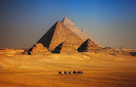Mısır Piramitlerinin Sırrı Nedir?