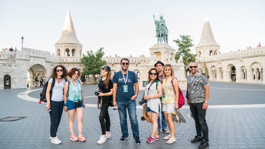 Avrupa Rüyası Katılımcıları (Budapeşte, Macaristan)
