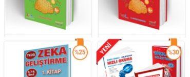 Başaran Yayınları'nın Zekâ Geliştiren Kitap Setleri