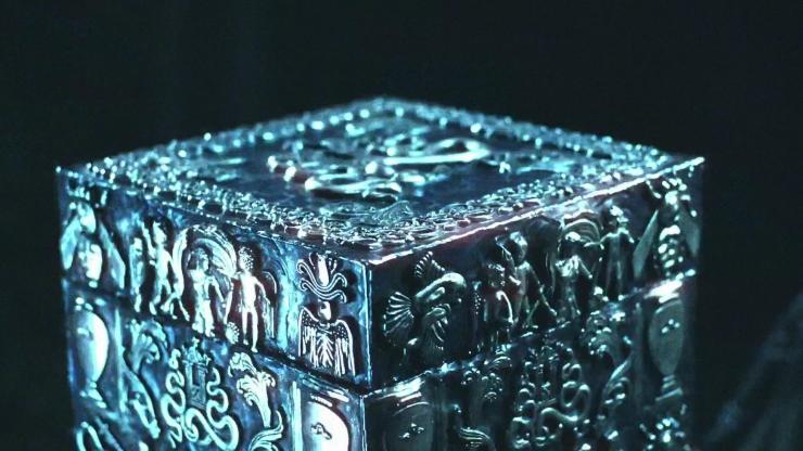 Pandora'nın Kutusu Efsanesi