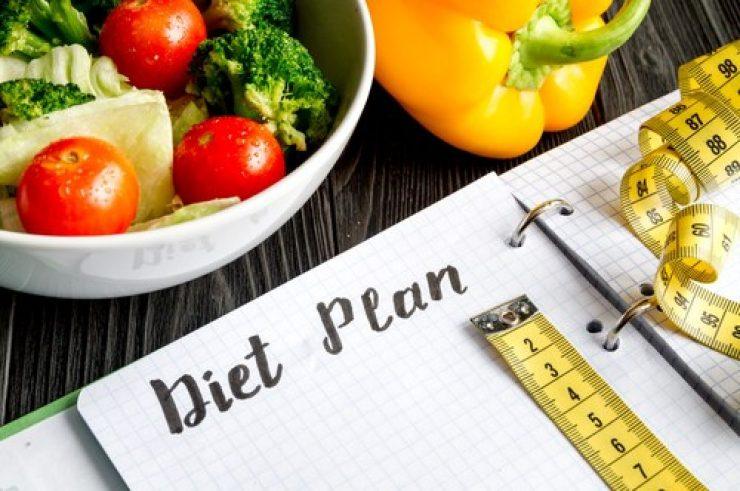 1 Günlük Diyet Listesi Hazırlama