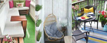 2019 Balkon Dekorasyonu Önerileri