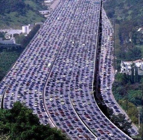 Çin trafiği