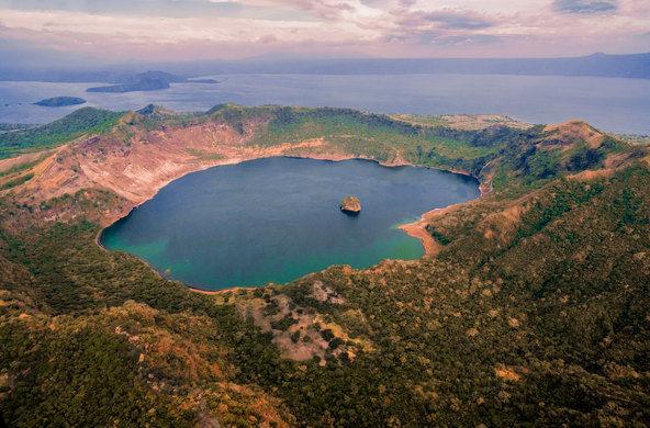 Filipinlerde bir ada